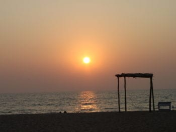 Sunset 1 Goa